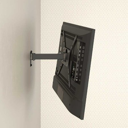 Suporte Para TV LCD/LED/PLASMA 14 a 56 Polegadas  Articulado com inclinação M2 Multivisao