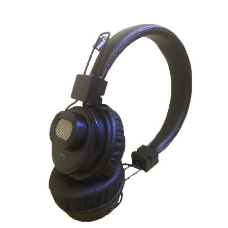 Headphone sem Fio Via Bluetooth Sh-x5 Com Microfone, Radio FM E Entrada Para Micro SD