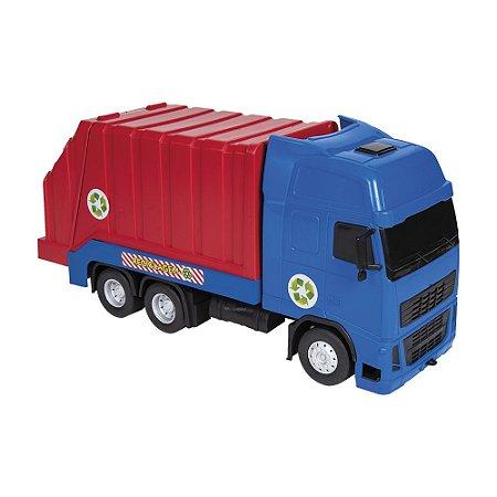 Caminhão Reciclagem