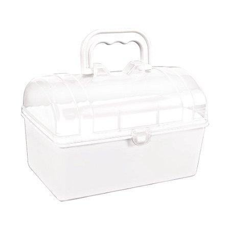 Mini-Baú Caixa e Tampa Transparente 36 Unidades