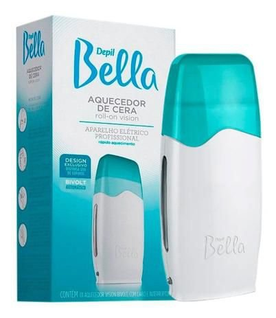 Aparelho para Depilação Rollon Depil Bella - Bivolt Automático