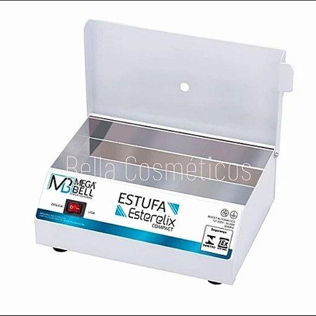 Estufa de Esterilização Esterelix Compact Mega Bell - Bivolt Automático
