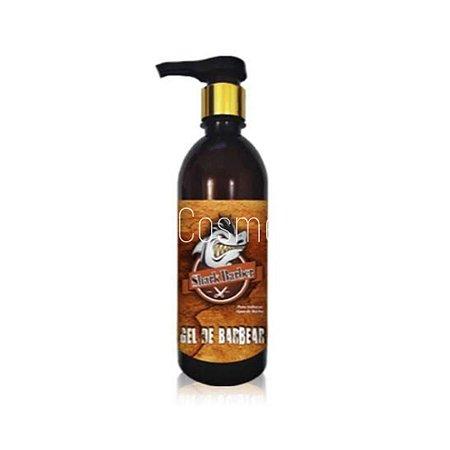 Gel de Barbear Shark Barber - 500g (Shaving)