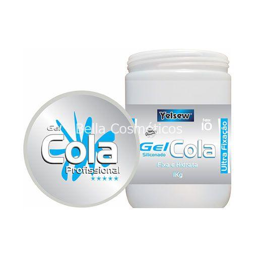 Gel Cola Profissional Yelsew - 1kg