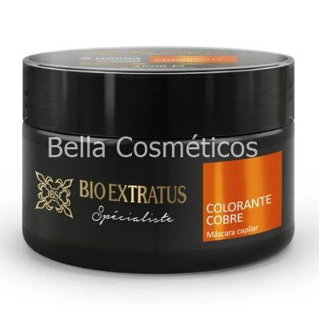 Máscara Colorante Cobre Bio Extratus - 250g