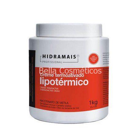 Creme Termoativado Lipotérmico Hidramais - 1kg