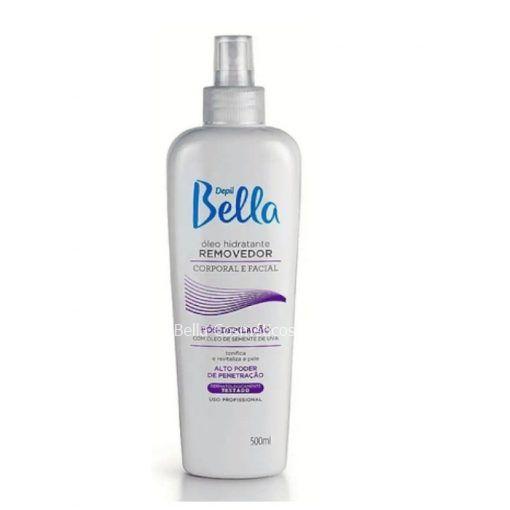 Óleo Removedor Hidratante de Uva Depil Bella - 500ml