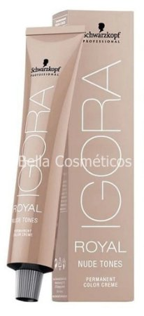 Igora Royal Nude Tones Permanent Color Creme Schwarzkopf - 60g