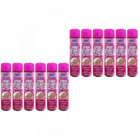 Spray Secante de Unhas Ideal - 400ml