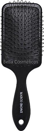 Escova Para Mega Hair Raquete Almofadada Marco Boni - cód. 8050
