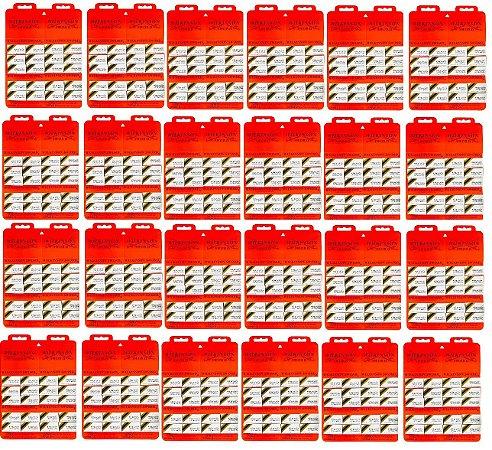 Combo de lâmina - Wilkinson com 24 cartelas