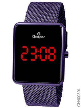Relógio Digital PUL.D/MT.C E EST.D/P. - CH40080L