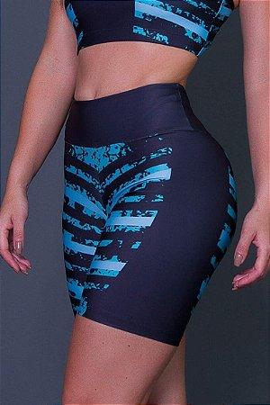 Bermuda Fitness Camo Stripes - Ref: D2651