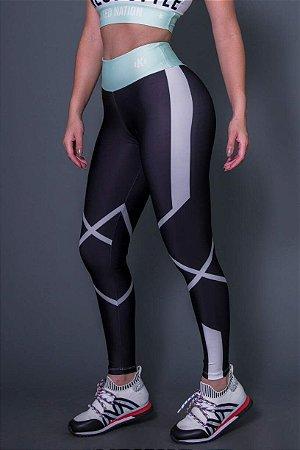 Calça Legging Fitness United - Ref: D2654