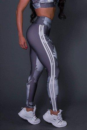Calça Legging Fitness Grey Tint - Ref: D2625