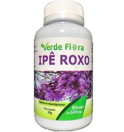 Ipê Roxo - Tratamento contra leucemia e câncer