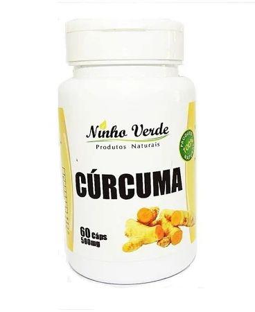 Cúrcuma - Possui substância que dão imunidade contra o câncer