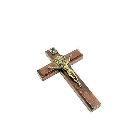 Crucifixo de Porta São Bento 9 cm