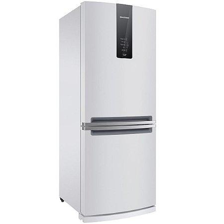 Refrigerador Brastemp Inverse BRE57AB Frost Free com Espaço Adapt 443L - Branco