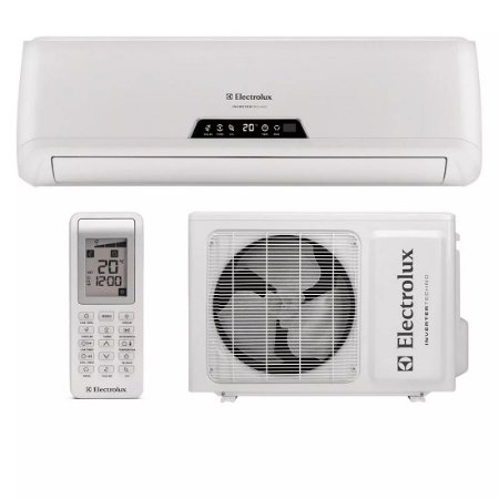 Ar Condicionado Split Inverter Electrolux Techno Só Frio High Wall 18.000 BTUs BI18F/BE18F