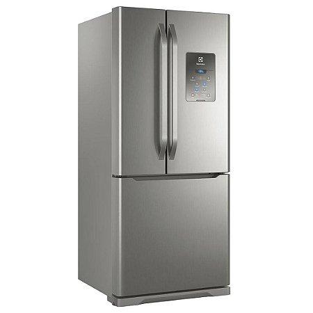 Refrigerador Frost Free Electrolux 579 Litros DM84X Inox