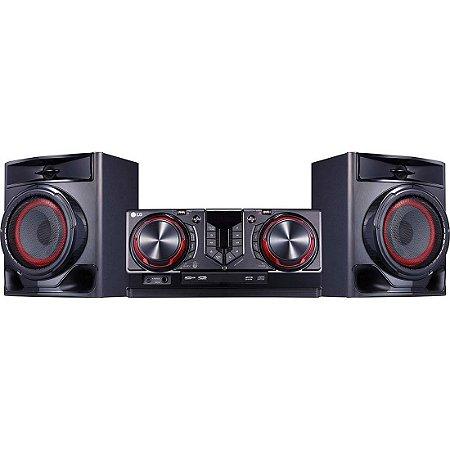 Mini System LG 440W CD, Bluetooth, USB X Boom CJ44