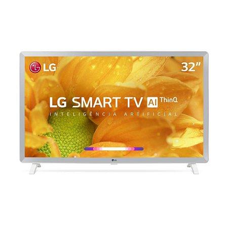 "Smart TV LED 32"" LG 32LM620BPSA Wi-Fi - Conversor Digital 3 HDMI 2 USB"