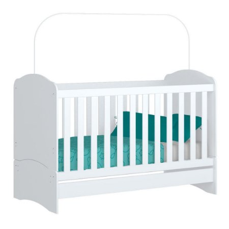 Berço mini-cama Bala de Menta Certificado Inmetro Henn - I02-10
