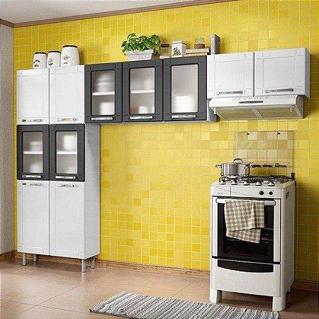 Cozinha Bertolini Multipla 3 Peças CZM04 Sem Balcão