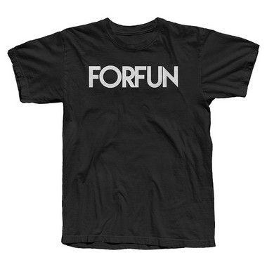 FORFUN (Logo) - Camiseta