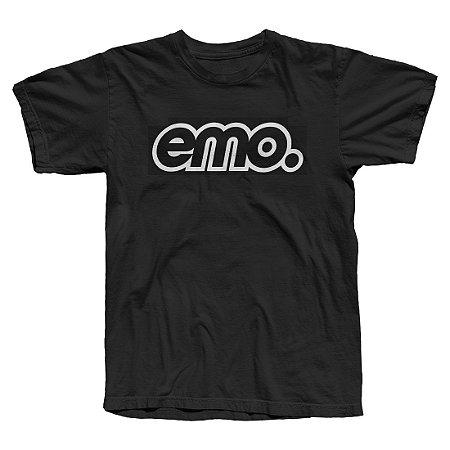 Camiseta Emo., Logo (Emoponto)