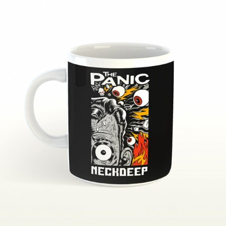Caneca Neck Deep, The Panic