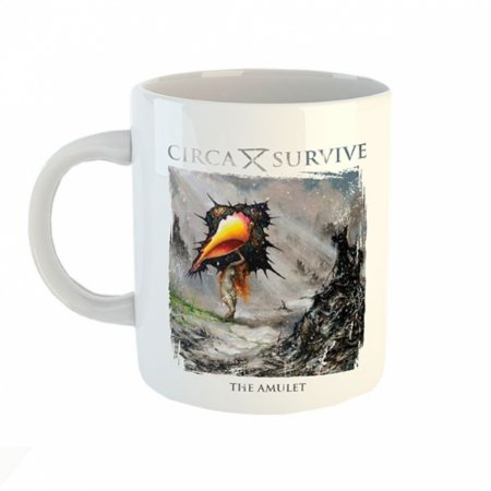 Caneca Circa Survive, The Amulet