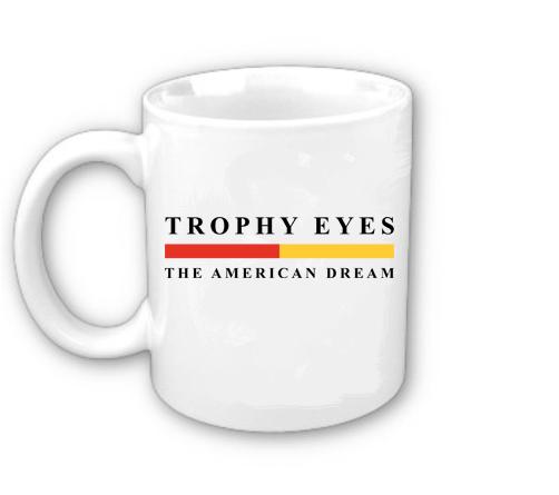 Caneca Trophy Eyes, The American Dream