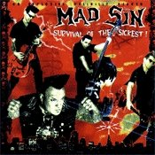CD Mad Sin, Survival of the Sickest!