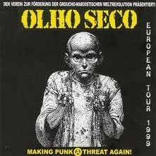 CD Olho Seco, European Tour 1999