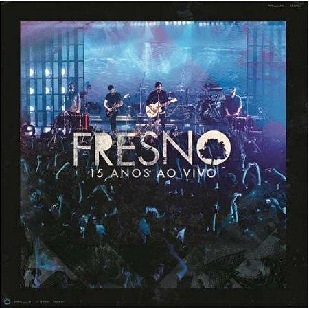 CD Fresno, 15 Anos ao Vivo