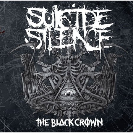 CD Suicide Silence, The Black Crown