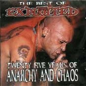 CD The Exploited, The Best Of - Years of Anarchy and Chaos