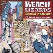 CD Beach Lizards, Spinal Chords