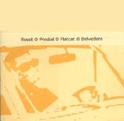 CD Coletânea, Four Lessons to Drive (Flatcat, Belvedere, Predial e Reset)