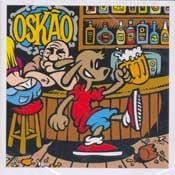 CD Oskão, Oskão