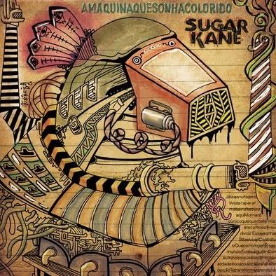 CD Sugar Kane, A Maquina Que Sonha Colorido