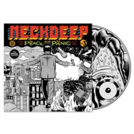 CD Neck Deep, The Peace and the Panic