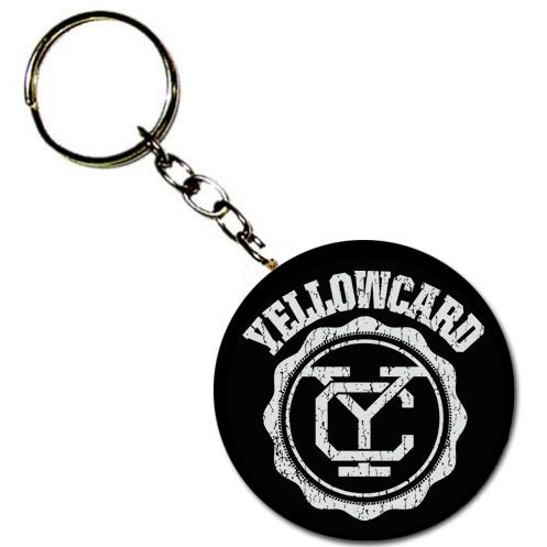 Chaveiro Yellowcard, Logo