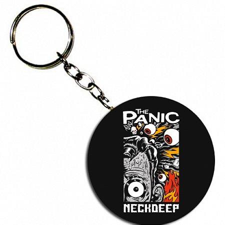 Chaveiro Neck Deep, The Panic