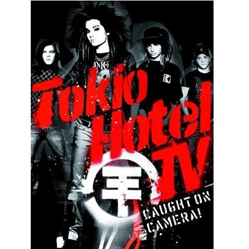 DVD Tokio Hotel, TV - Caught On Camera!