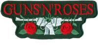 Patch Guns n Roses, guns
