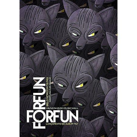 Poster Forfun, Belo Horizonte