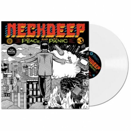 LP Neck Deep, The Peace and the Panic